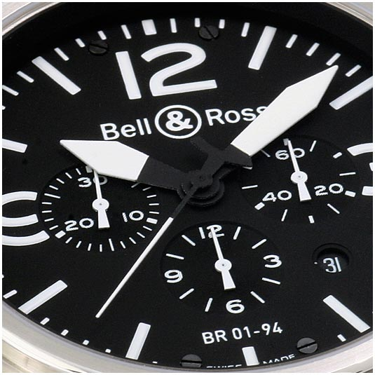 Bell & Ross Instrument BR 01 watch