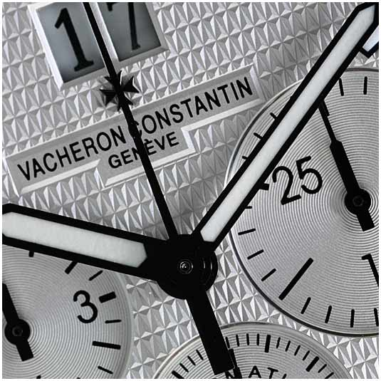 Vacheron Constantin Chronographe Overseas watch